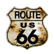 Adesivo Rota 66 - Unidade