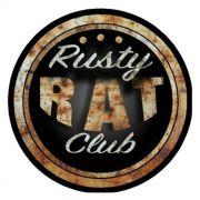 Adesivo Rusty Rat Club - Unidade
