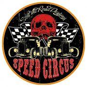 Adesivo Speed Circus - Unidade