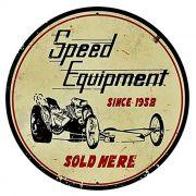 Adesivo Speed Equipament - Unidade