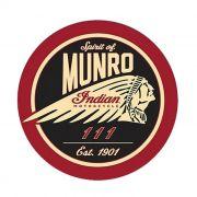 Adesivo Spirit Of Munro - Unidade