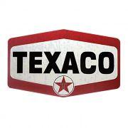 Adesivo Texaco Gasoline - Unidade