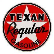 Adesivo Texan Gasoline - Unidade