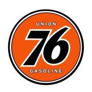 Adesivo Union Gasoline - Unidade