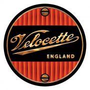 Adesivo Velocette England - Unidade