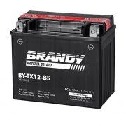 Bateria BY-TX12-BS - Marauder e Boulevard 800, Vucan 900 Classic, Bonneville e Thruxton 900