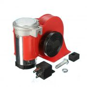 Buzina a Ar Compacta com Compressor