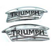 Emblema de Tanque Triumph Bonneville