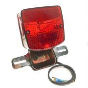 Lanterna Traseira Intruder 125 e 250