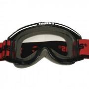 Óculos Proteção Motociclista Preto Lente Cristal