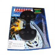 Pastilha de Freio Harley Davidson Dyna 91-99; Heritage 88-03; Fat Boy 90-99; Electra 87-99 (D)