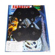 Pastilha de Freio Harley Davidson Softail FXST-FLSTF-FLSTC - 2006 a 2007  (T)