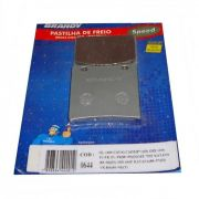 Pastilha de Freio Intruder 800 (D), 1400 87-03 (DT) e Lc 1500 98-01 (DT)