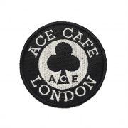Patch Bordado Cafe Racer London Cafe - 8 X 8 Cm