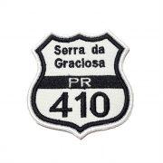 Patch Bordado Serra da Graciosa - 7,5 x 7 Cm