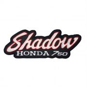 Patch Bordado Shadow 750 - 7,5 x 20 Cm