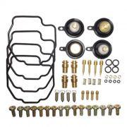 Reparo Carburador Vmax 1200 - Kit para 4 Carburadores