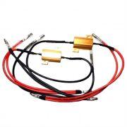 Retificador de Voltagem para Piscas LED 8,20 OHM, 25 W (PAR)