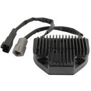Retificador Regulador Voltagem Harley Davidson Dyna 04-05 74631-04