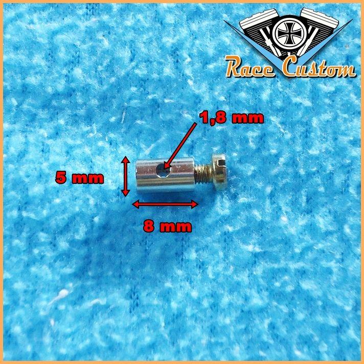 Terminal de Cabo (Quebra Galho) 5 mm  - Race Custom