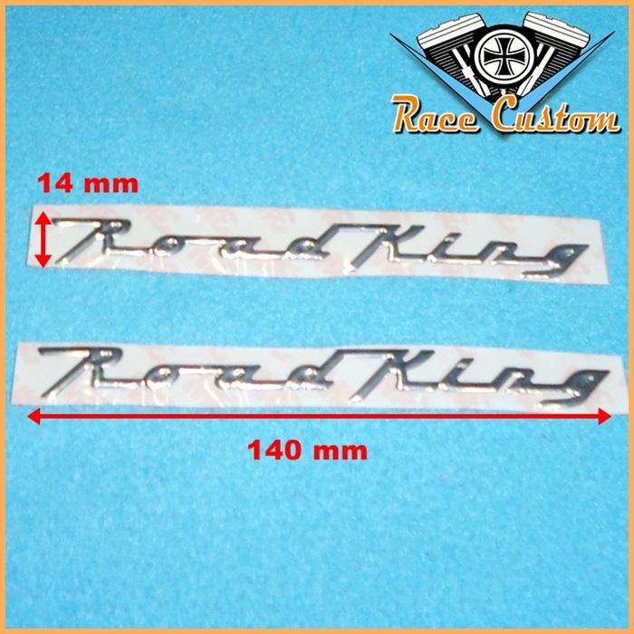 Emblema de Paralama HD Road Kind  - PAR  - Race Custom