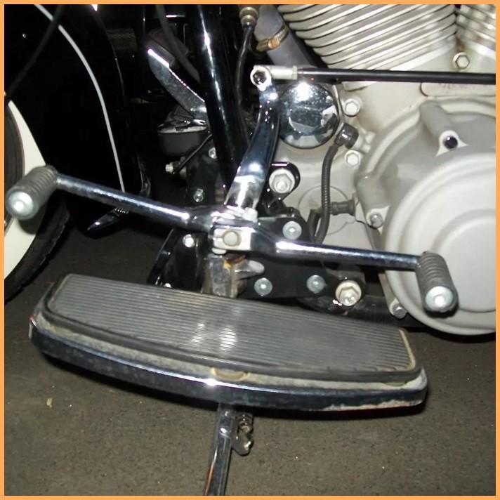 Comando Avançado Harley Davidson Softail até 2017 - Alongador de Plataformas  - Race Custom
