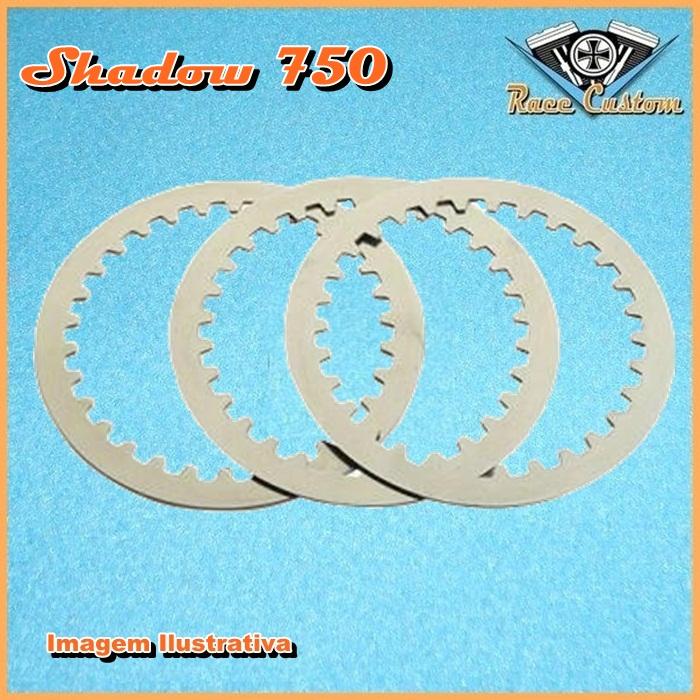 Discos Separadores Shadow 750  - Race Custom