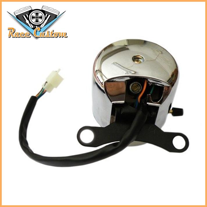 Painel Velocímetro Completo Custom e Bobber  - Race Custom