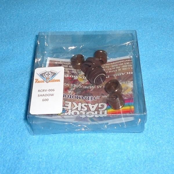 Retentor de Válvula Shadow 600 Kit 6 pçs  - Race Custom
