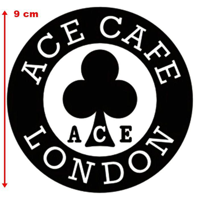 Adesivo Ace Cafe London - Unidade  - Race Custom