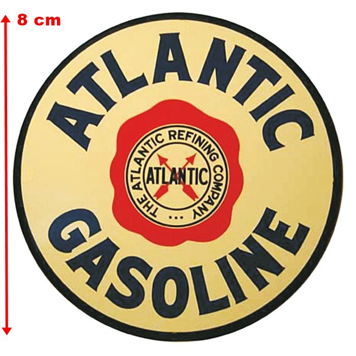 Adesivo Atlantic Gasoline - Unidade  - Race Custom