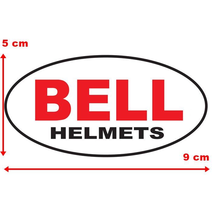 Adesivo Bell Helmets - Unidade  - Race Custom