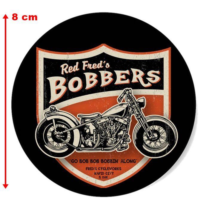 Adesivo Bobbers - Unidade  - Race Custom