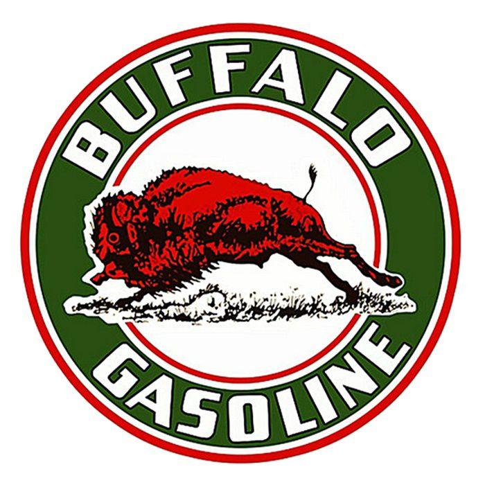 Adesivo Buffalo Gasoline - Unidade  - Race Custom
