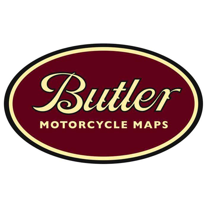 Adesivo Butler Motorcycle - Unidade  - Race Custom