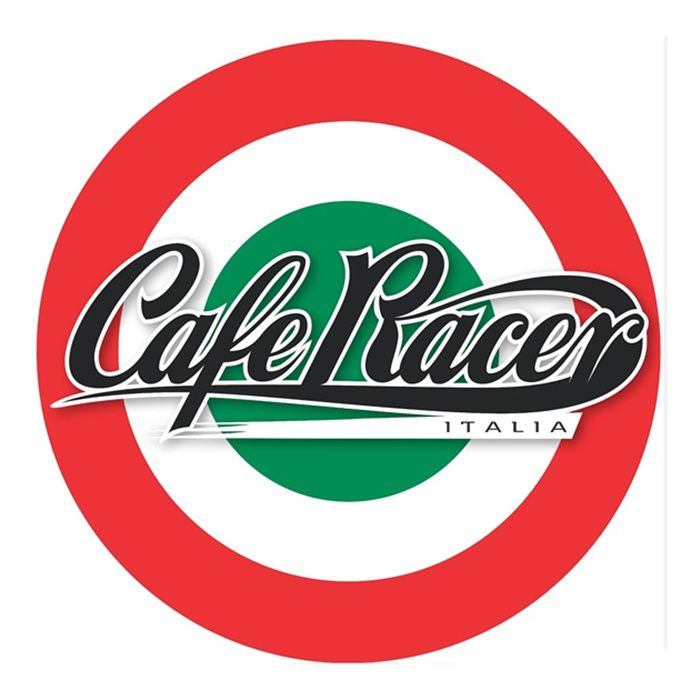 Adesivo Café Racer Italia - Unidade  - Race Custom