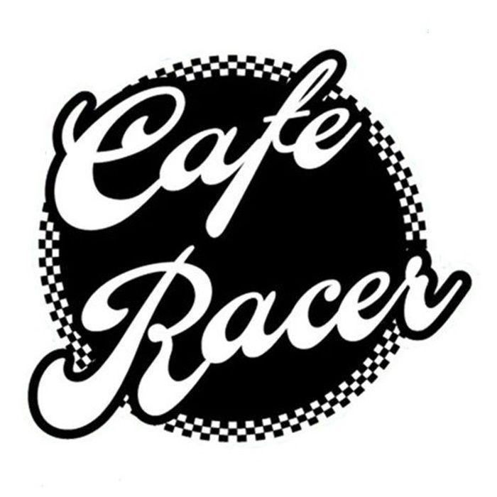 Adesivo Café Racer - Unidade  - Race Custom