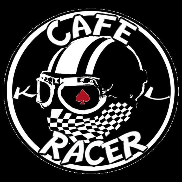 Adesivo Cafe Racer - Unidade  - Race Custom