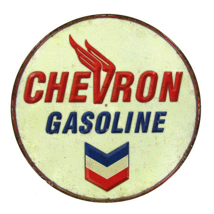 Adesivo Chevron Gasoline - Unidade  - Race Custom