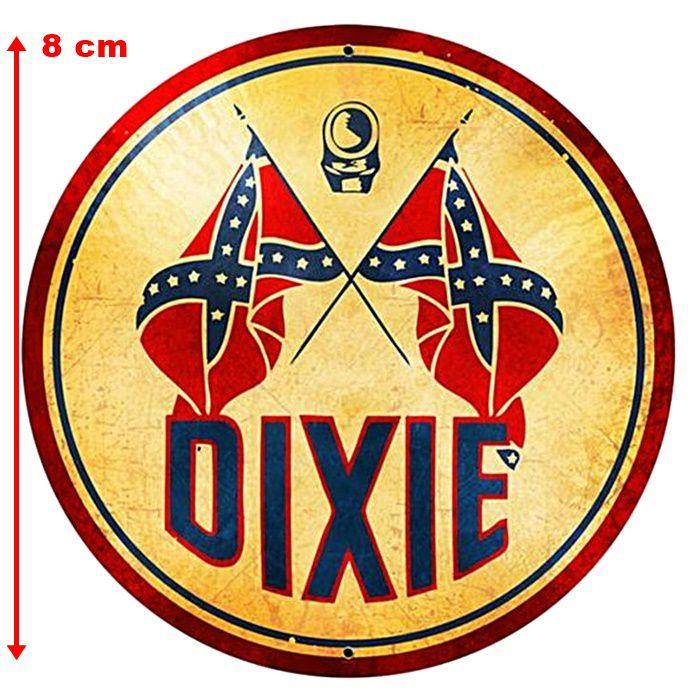 Adesivo Dixie - Unidade  - Race Custom