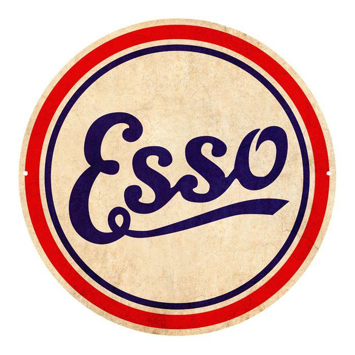 Adesivo Esso Gasoline - Unidade  - Race Custom