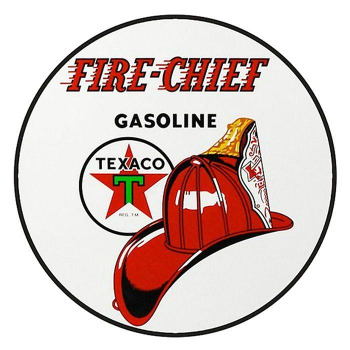 Adesivo Fire Chief Gasoline - Unidade  - Race Custom