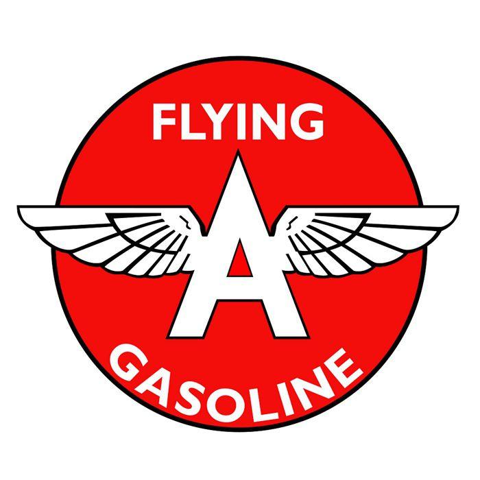 Adesivo Flying Gasoline - Unidade  - Race Custom