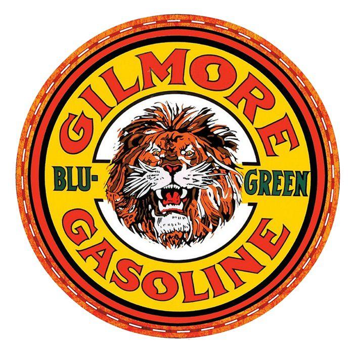 Adesivo Gilmore Gasoline - Unidade  - Race Custom