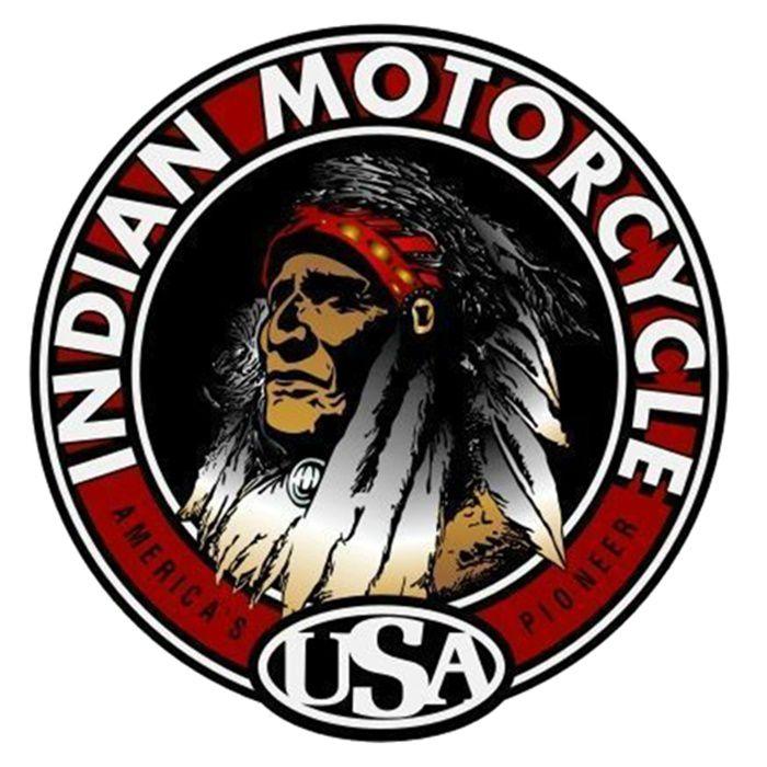 Adesivo Indian Motorcycle  - Unidade  - Race Custom