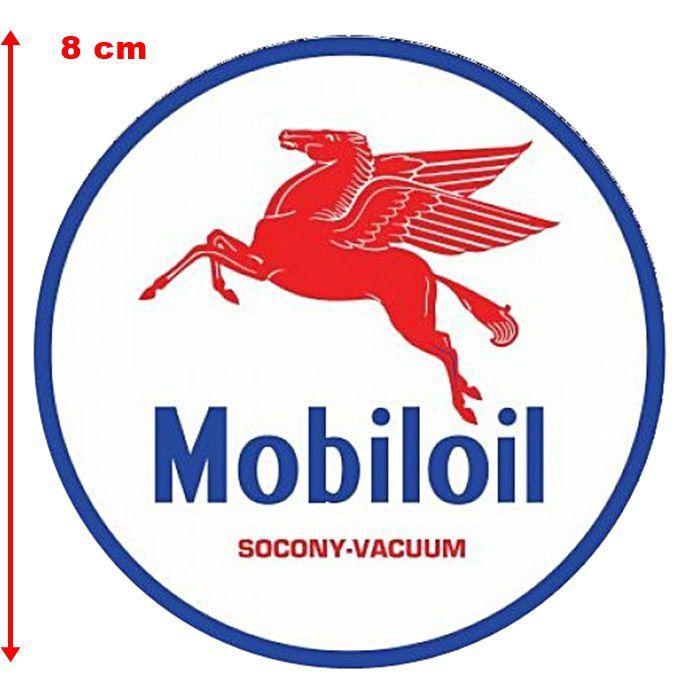 Adesivo Mobiloil - Unidade  - Race Custom