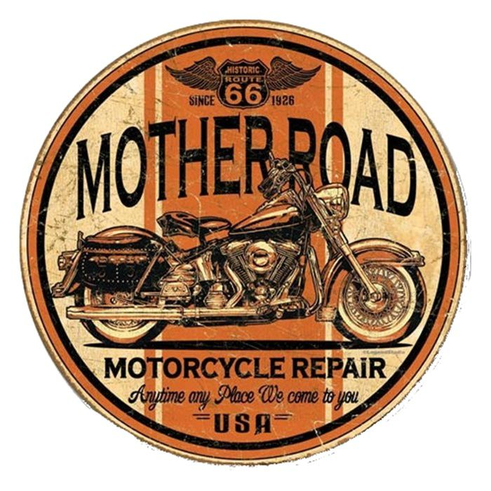 Adesivo Mother Road - Unidade  - Race Custom