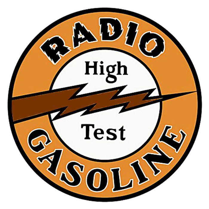 Adesivo Radio Gasoline - Unidade  - Race Custom