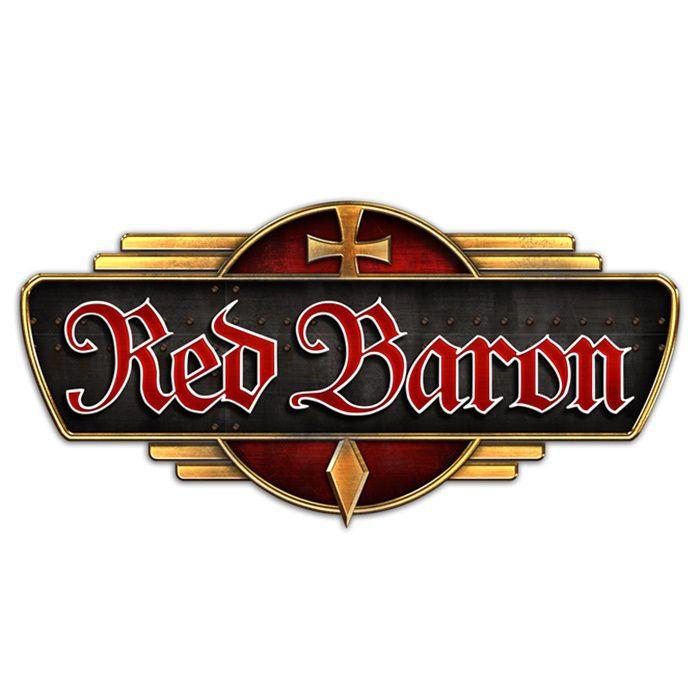 Adesivo Red Baron - Unidade  - Race Custom