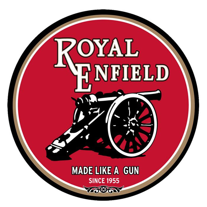 Adesivo Royal Enfield - Unidade  - Race Custom